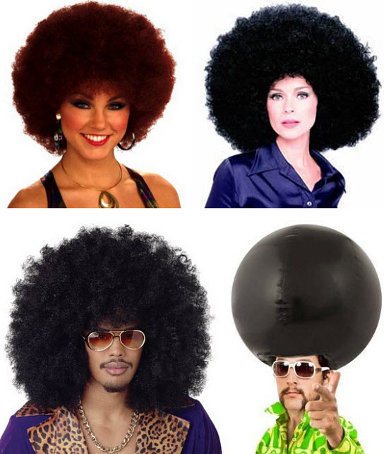 afro-costume-wig
