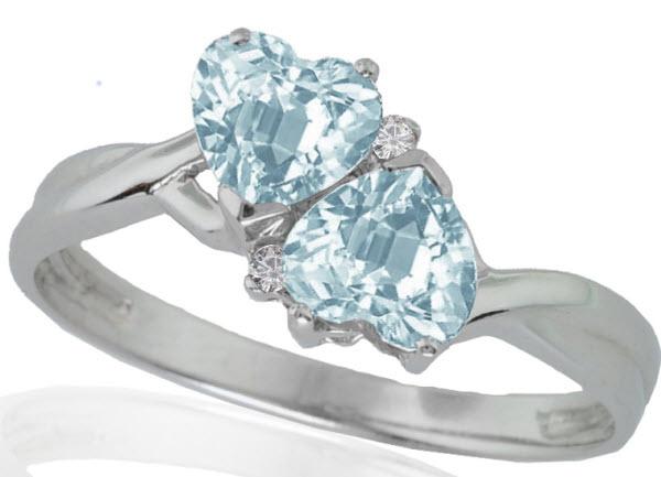 aquamarine-diamond-ring-for-women