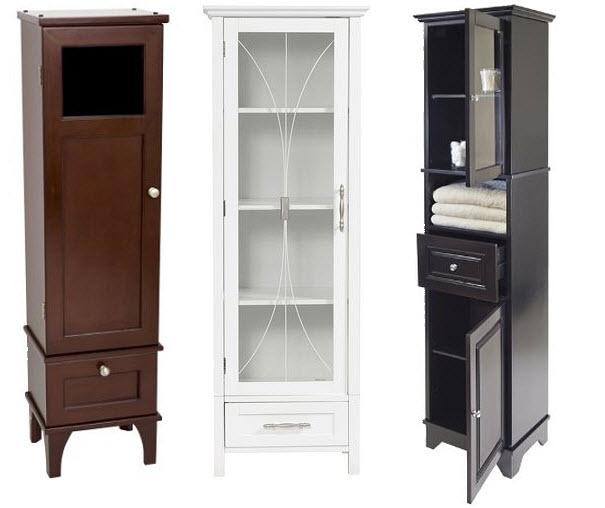 bathroom-linen-tower-cabinet