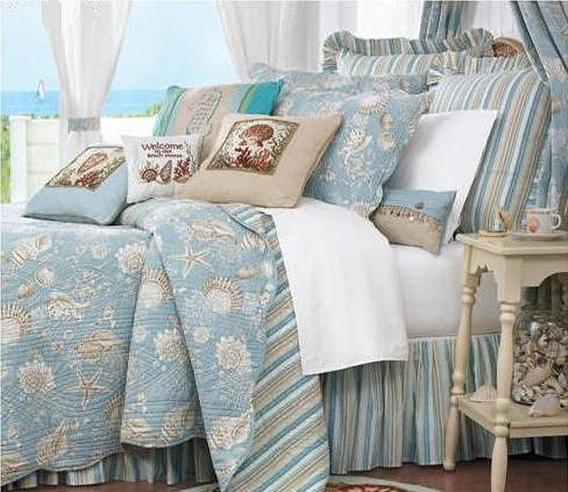 beach-theme-bedding