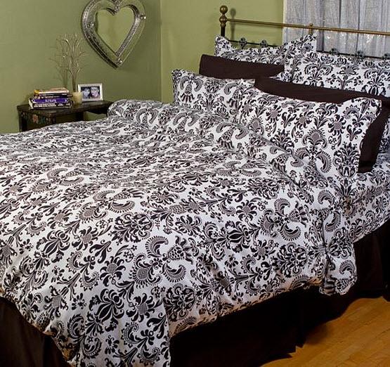 black-and-white-damask-duvet-cover