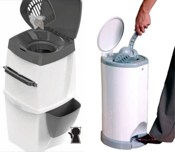 cat-litter-disposal-system