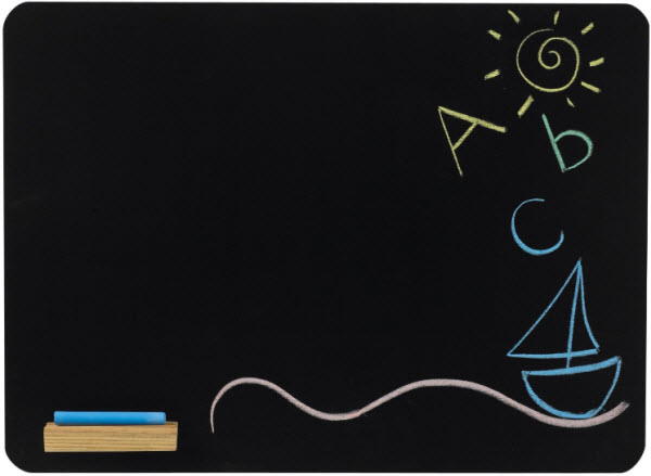 chalkboard-placemats