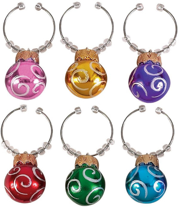 christmas-wine-glass-charms