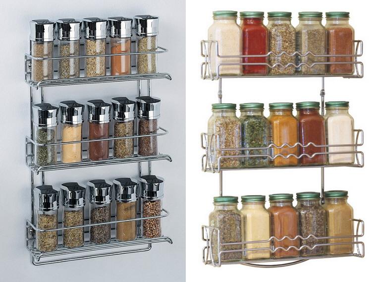 chrome-spice-rack