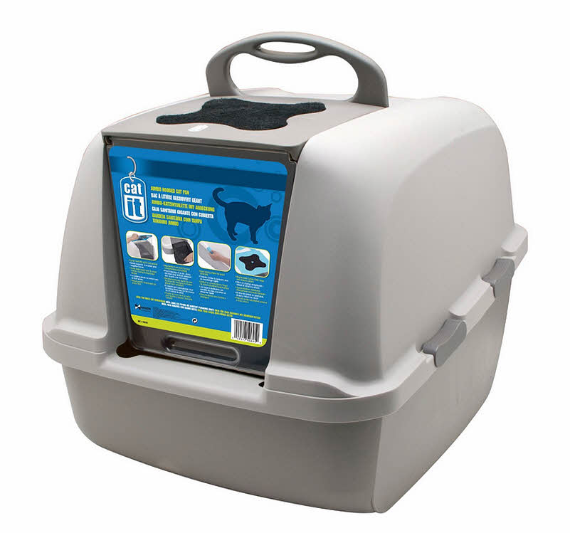 closed-litter-box-with-handle