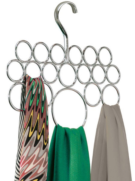 closet-scarf-organizer