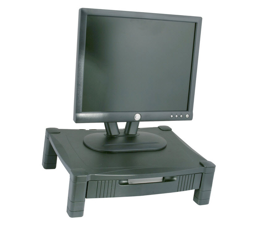 computer-monitor-stand-with-drawer