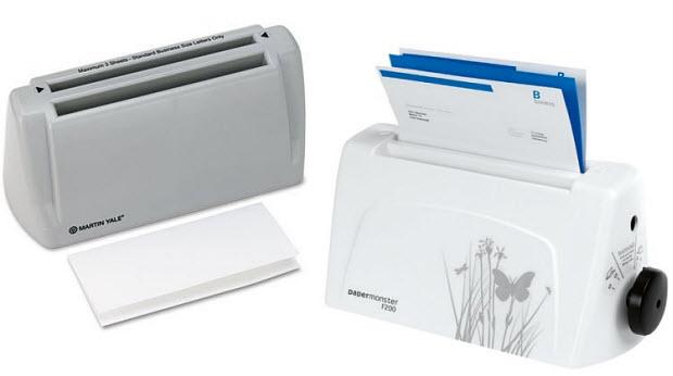 Desktop-Paper-Folder-Machine
