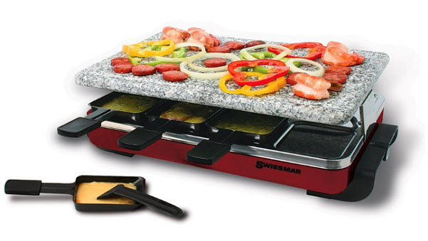 Electric-raclette-stone-grill