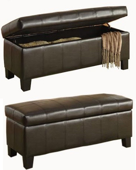 faux-leather-storage-bench