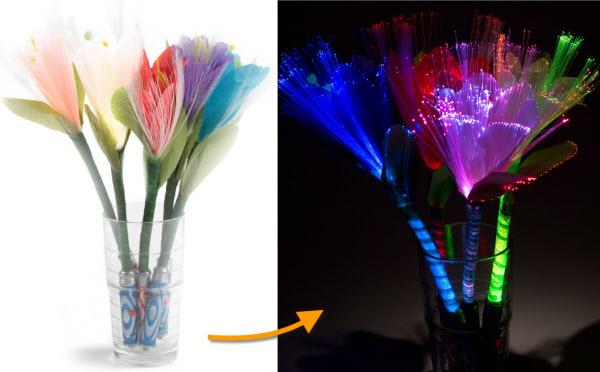 fiber-optic-flower-lamp