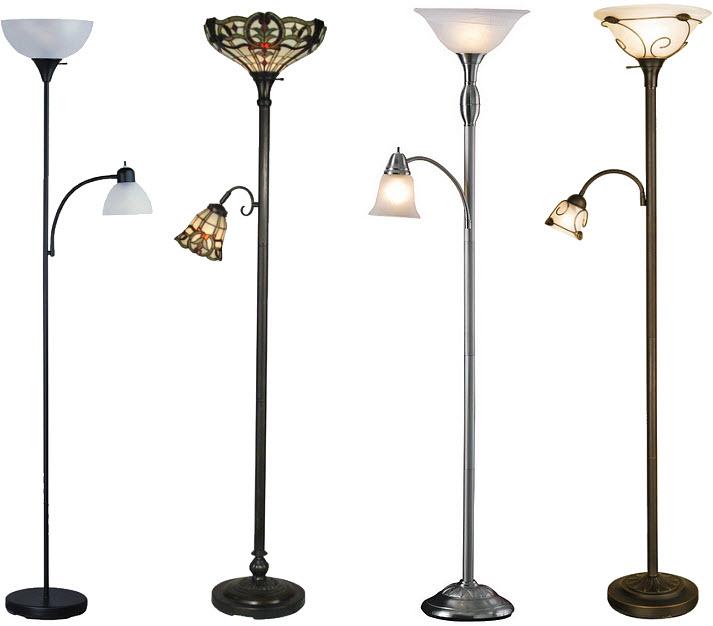 floor-lamp-reading-lamp-combination