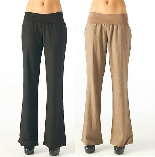 fold-over-linen-pants