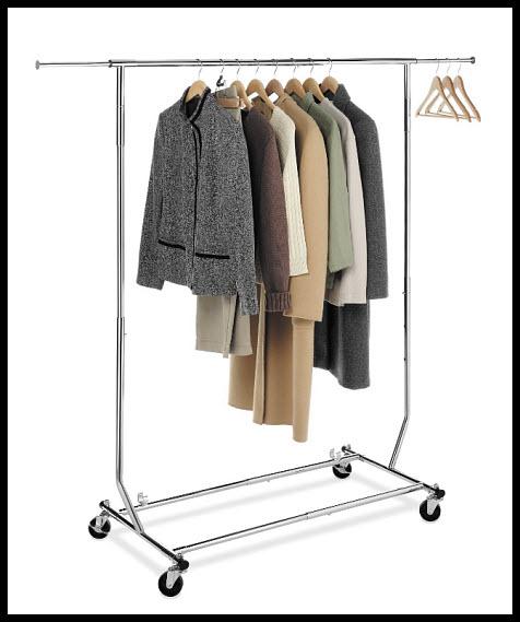 garment-rack-on-wheels