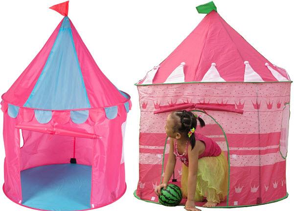 girls-princess-tent