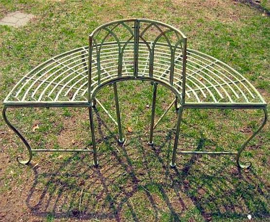 half-circle-tree-bench