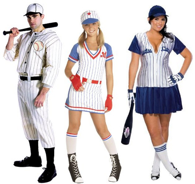 halloween-baseball-costumes-for-women-men