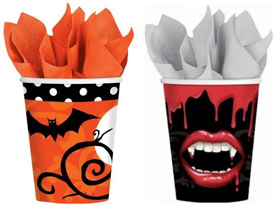 Halloween-paper-cups