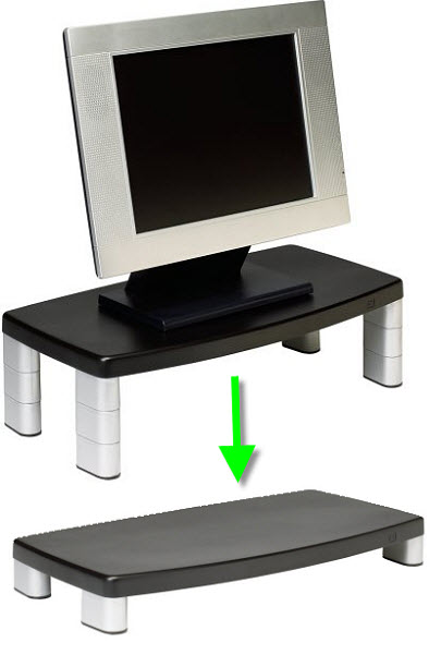 height-adjustable-monitor-stand