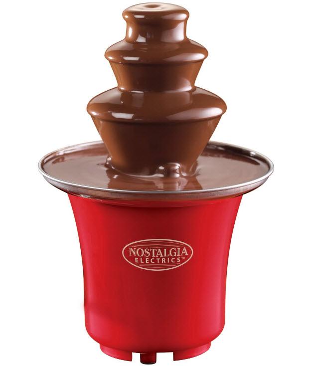 Home-chocolate-fountain
