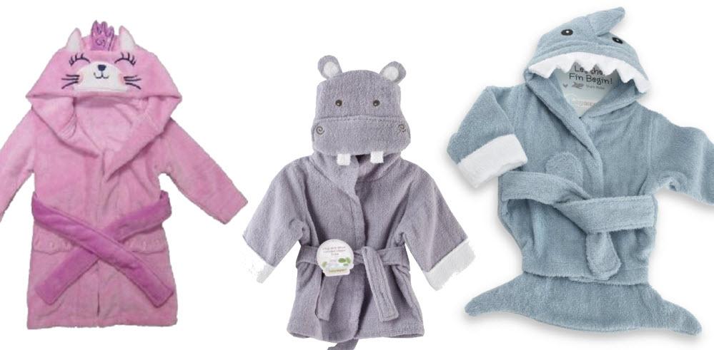 hooded-bathrobes-for-kids