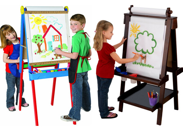 kids-easel-with-paper-roll