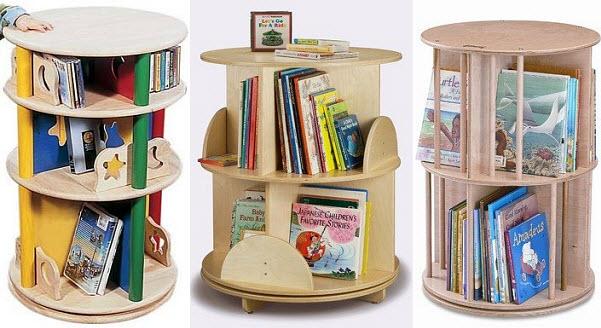 kids-revolving-bookcase