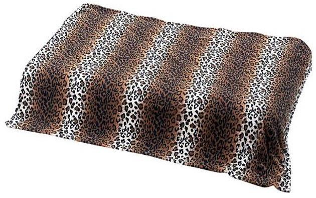 Leopard-print-blanket