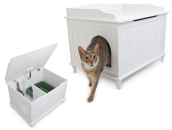 litter-box-bench