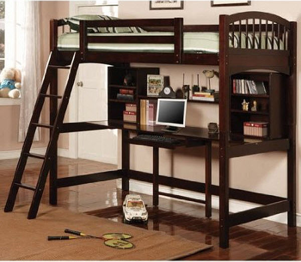 Loft-bed-with-desk-underneath-2