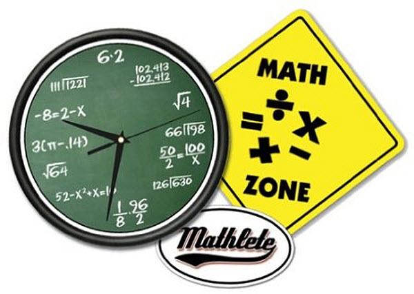 math-wall-clock