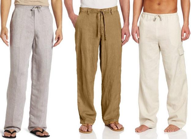 mens-drawstring-beach-pants
