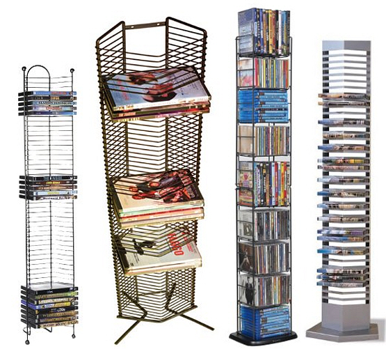 metal-dvd-storage-tower