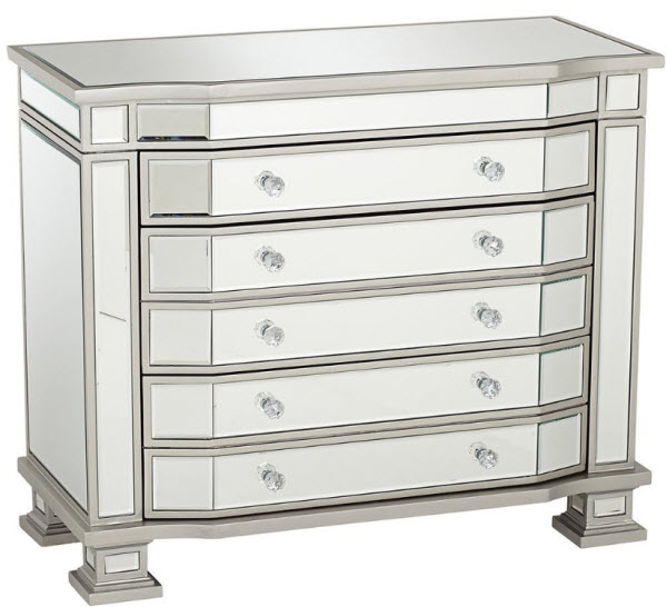 mirrored-accent-chest