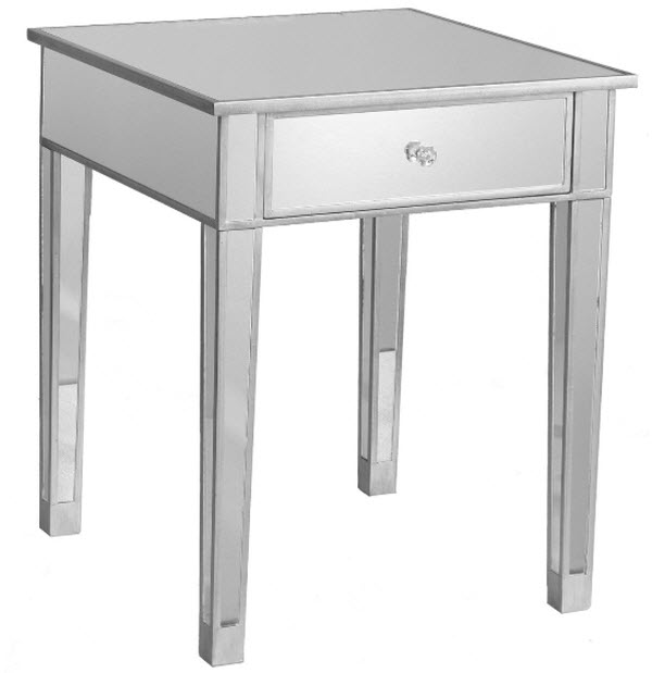 mirrored-accent-table