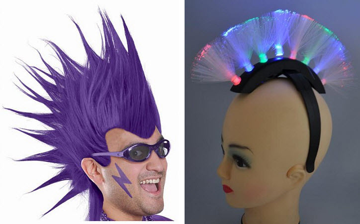 mohawk-wig