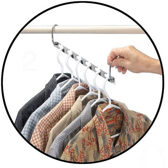 multiple-shirt-hanger