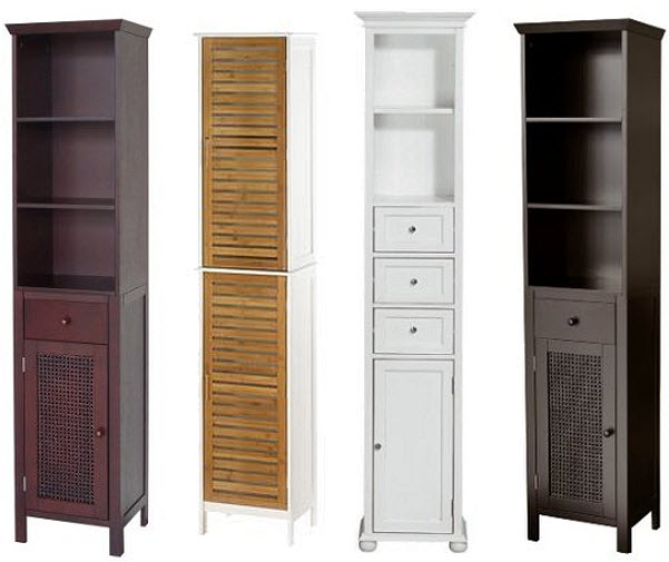 narrow-linen-cabinet