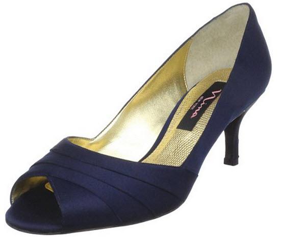 navy-open-toe-heels