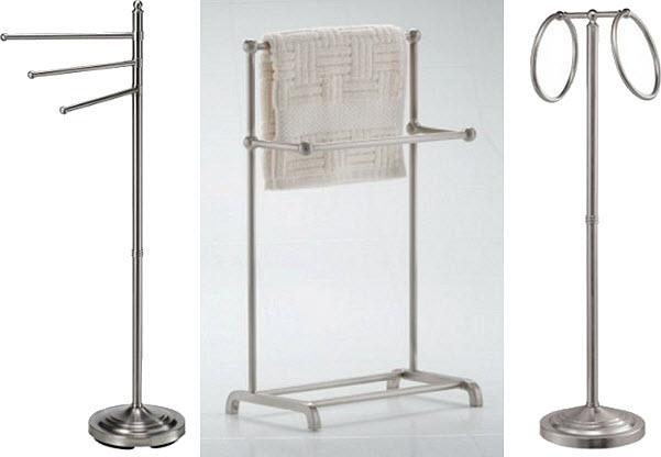 nickel-towel-stand