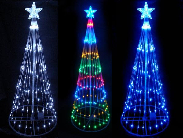 outdoor-cone-christmas-tree-with-led-lights