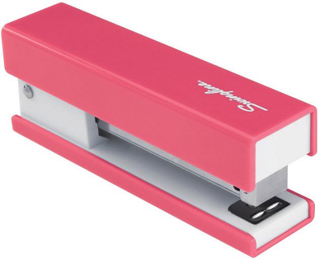 pink-stapler
