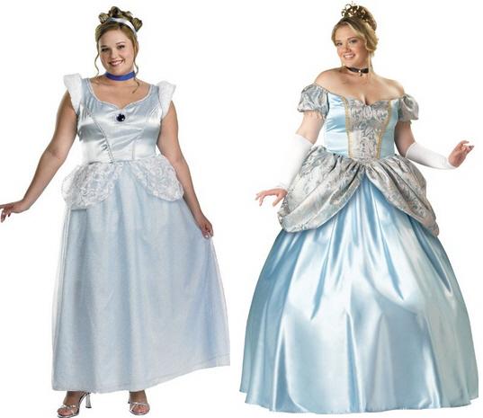 plus-size-cinderella-costume