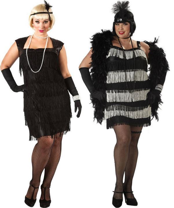 plus-size-flapper-costume