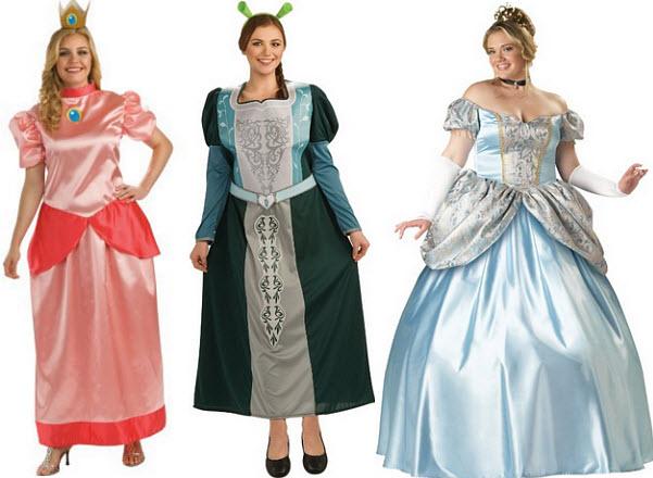 plus-size-princess-costume