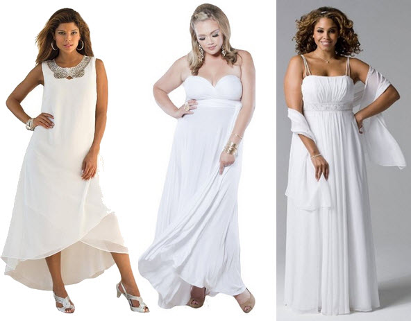 plus-size-white-formal-maxi-dress