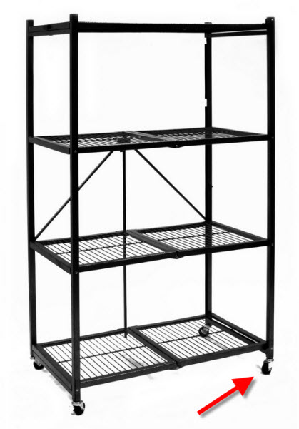 portable-shelving-unit-with-wheels