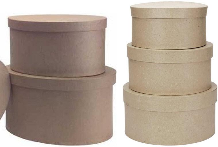round-paper-mache-boxes