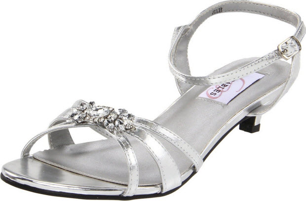 silver-ankle-strap-sandals